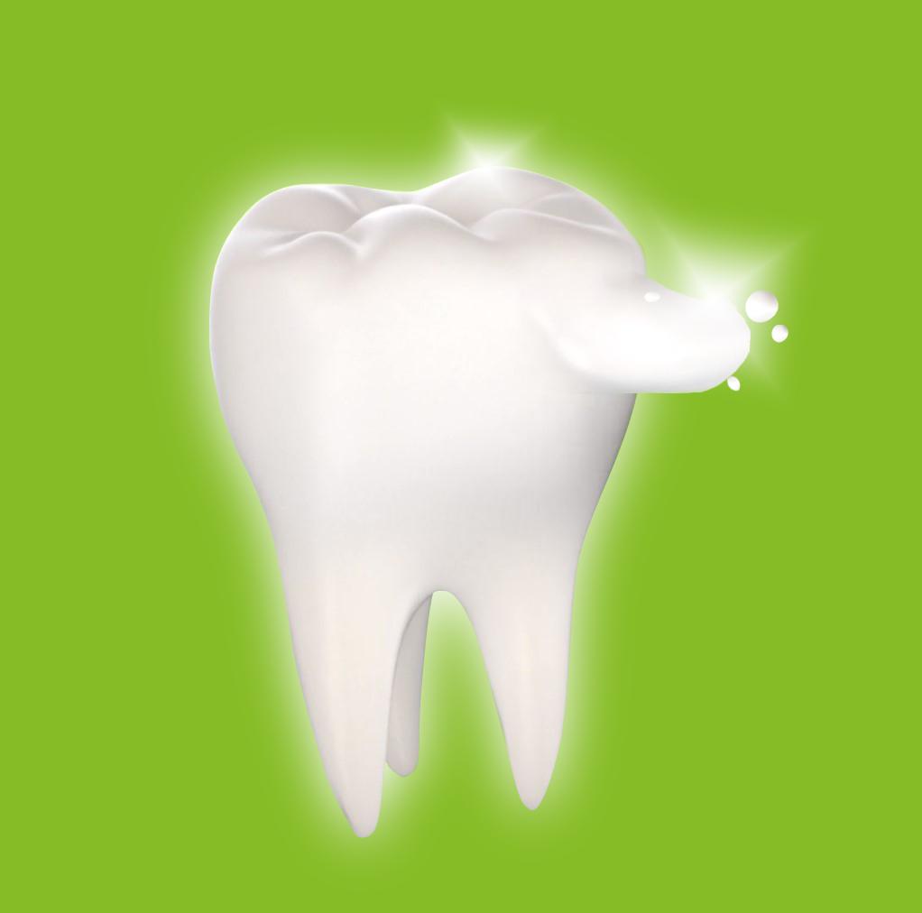Remineralisierende Zahncreme